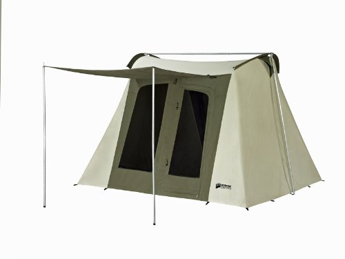 Kodiak Canvas Flex-Bow 6-Person Canvas Tent, Deluxe