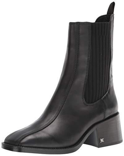 Sam Edelman womens Dasha Chelsea Boot, Black, 7.5 US