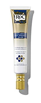 RoC Retinol Correxion Deep Wrinkle Facial Filler with Hyaluronic Acid and Retinol 1 Ounce