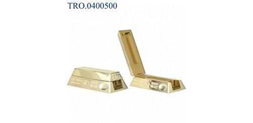 Preisvergleich Produktbild Füllen Sie Tuben Coney Goldbarren Gold 400500 Angebot