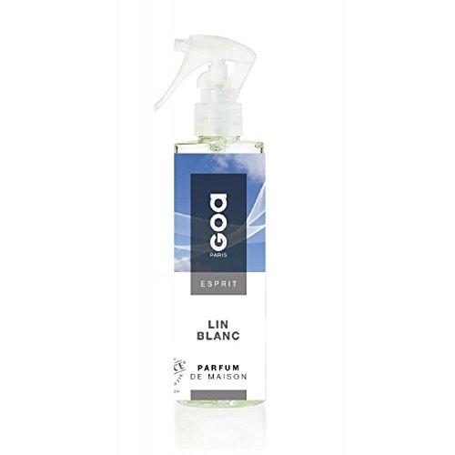 Clem/ Goa - Vaporisateur GOA Parfum de Maison Esprit Lin Blanc 250ml