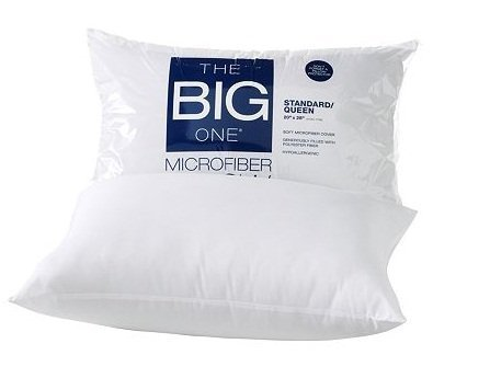 The Big One Microfiber Pillow - Standard / Queen Size