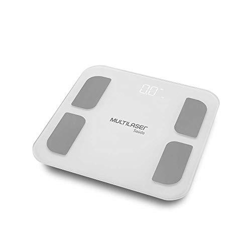 Balança, Multilaser, Health Care HC060, Branco