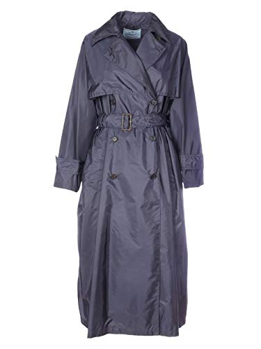Prada Luxury Fashion Damen 291168S201Q04F0124 Blau Polyamid Trench Coat | Frühling Sommer 20