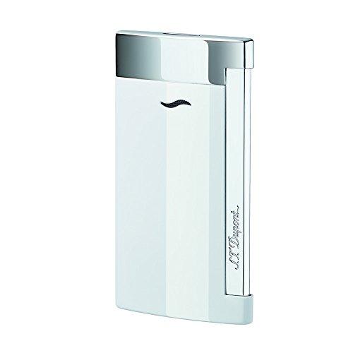 S.T. Dupont S.T. Dupont Slim 7Feuerzeug–weiß Weiß