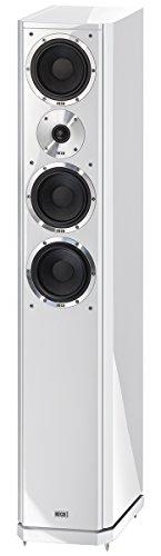Heco Aleva GT 602180W weiß Lautsprecher–Lautsprecher (3-voies, 1.0Kanäle, kabelgebunden, 180W, 27–42000HZ, weiß)