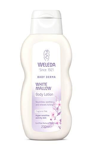 Weleda Baby Derma White Mallow Body Lotion, 200 ml