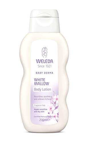 Weleda Baby Derma White Mallow Body Lotion, 200 ml