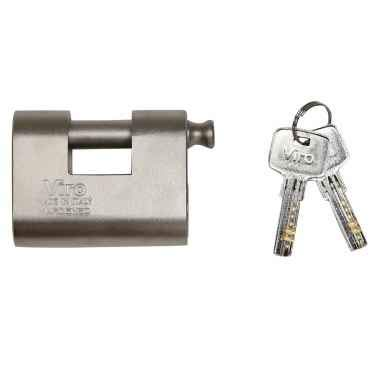 "Viro Monolith Lock For 1/2"" Security Chain"