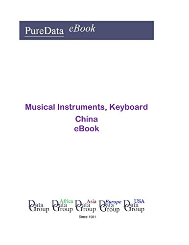 Musical Instruments, Keyboard in China: Market Sales in China (English Edition)