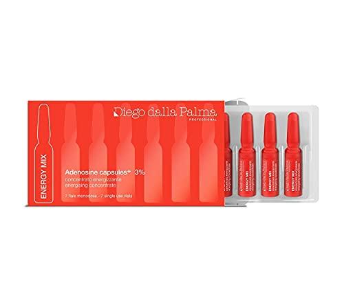 Diego Dalla Palma Professional Concentré Energy Mix (Adenosine Capsules + 3 %) 7 flacons