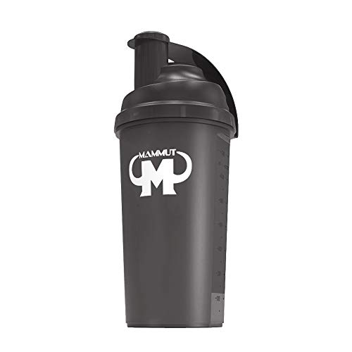 Best Body Mammut Nutrition Eiweiß-Shaker Frullati - 1 Prodotto [Capacità: 700 ml]