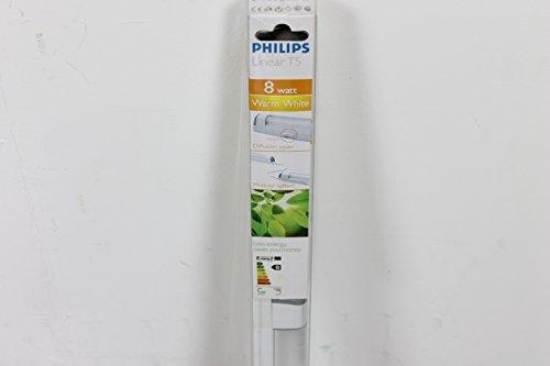 Philips Wandleuchte 8W Lichtleiste Unterbauleuchte Spiegelleuchte Küchenlampe warmweiss