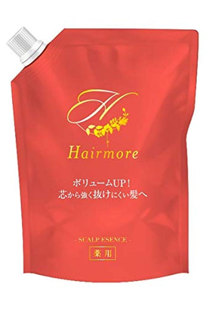 優しいエジプト器官ヘアモア Hairmore スカルプケアエッセンス エストラジオール配合 育毛剤 【医薬部外品】【詰め替え用】