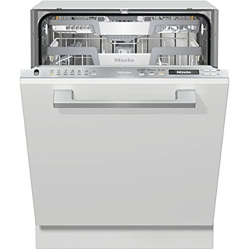Lavavajillas de integración total con bandeja portacubiertos MultiFlex 3D,modelo G 7155 SCVI XXL EDST/CLST, A+++, color blanco, 57 x 60 x 80,5 centímetros (referencia: Miele 21715562IB)