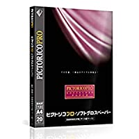 ピクトリコピクトリコプロ・ソフトグロスペーパー A2 PPG210-A2/10 1冊(10枚)