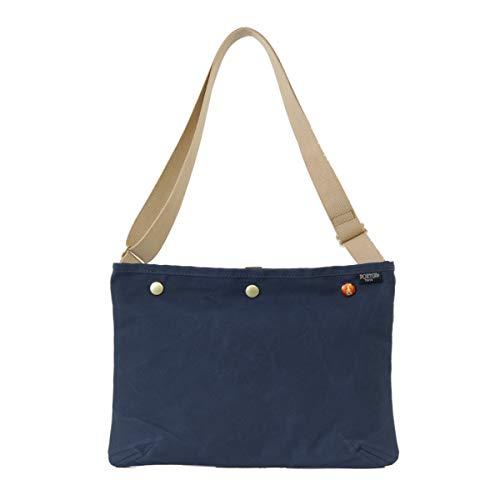 Yoshida Bag Porter (PORTER) Sacoche Shoulder Bag PORTER COPPI Porter Coppi navy 571-09747 Japan Import