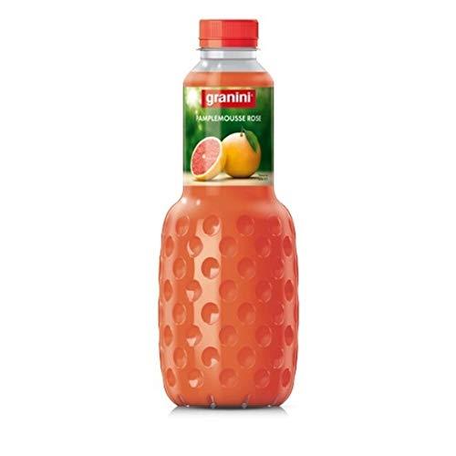GRANINI 1l rosa Grapefruit Nektar Haustier Granini - Die 1l Flasche