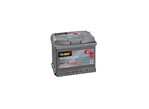 Fulmen - Batterie voiture FA472 12V 47Ah 450A - Batterie(s)