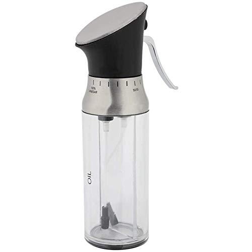 HHXX Aceitera Cristal, Botella De Spray Aceite Y Vinagre 100ml Dispensador Olla Suministros Cocina Controlables para Condimentos, Salsa De Soja, Vinagre, Vino De Cocina