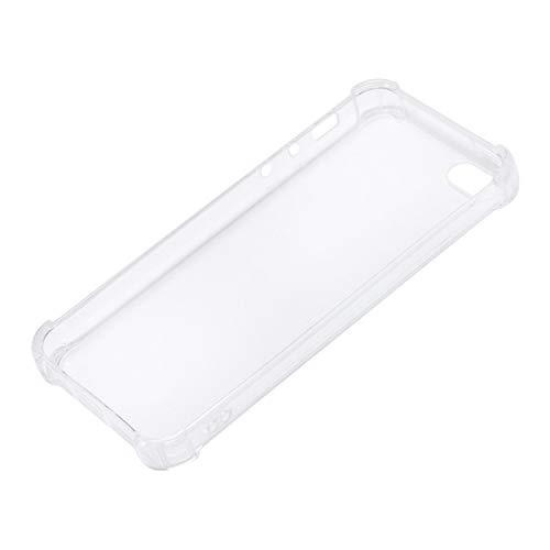 JVSISM - Carcasa protectora para teléfono móvil (poliuretano termoplástico)