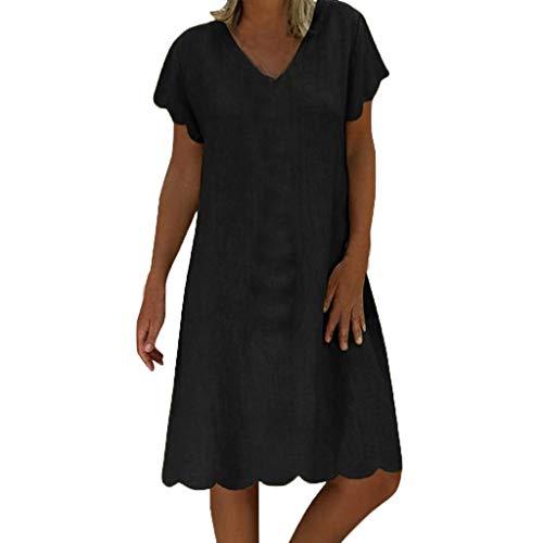Sommer Elegante Damen Frauen Lose Vintage Sleeveless 3D Blumendruck Bohe Casual Täglichen Party Strand Urlaub Tank Short Mini Kleid