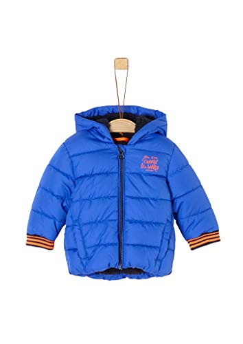 s.Oliver Junior Baby-Jungen 405.12.009.16.150.2039496 Steppjacke, Blue, 68