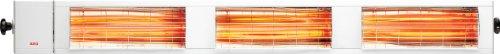 AEG 229957IR Comfort 6024–Radiatore a infrarossi a onde corte 6000W, 400V, bianco, IP 24
