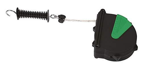 Kerbl 441293/016 Flexigate Flexible Torsystem mit Seil, 7.5m Länge