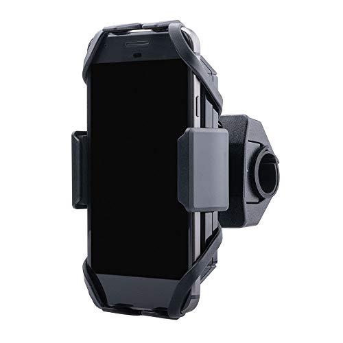 Cellular Line SMMOTOCRAB Moto Crab–Funda con Soporte para Teléfono Móvil, Black