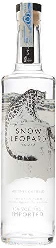 5. Vodka de Polonia Snow Leopard Vodka