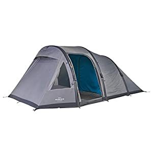 Vango Airbeam Portland Tent, Epsom Green, Size 500