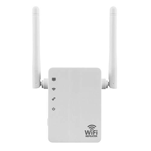 Repetidor WiFi 1200 Mbps WiFi Repetidor inalámbrico WiFi Extender Amplificador Señal WiFi 5 GHz/2.4 GHz con Router y repetidor en modo punto de acceso con puerto Ethernet