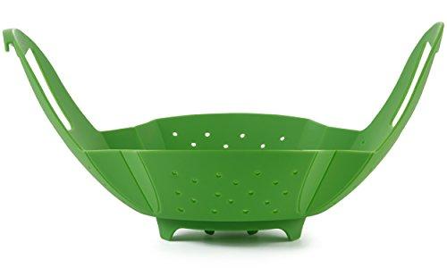 Silicone Vegetable/Food Steamer Basket