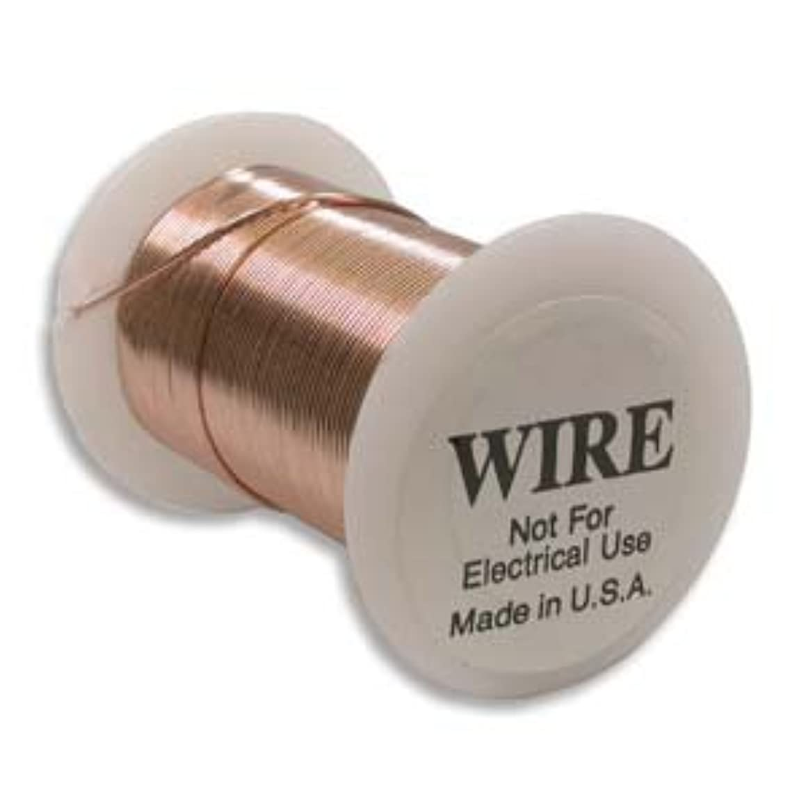 Tarnish Resistant Copper Wire 20 Gauge 15 Yard (13.5m) Copper Color 42684