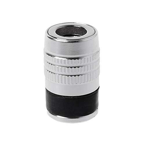 WE-WHLL Anillo magnético de 6,35 mm de metal fuerte magnetizador destornillador eléctrico Phillips