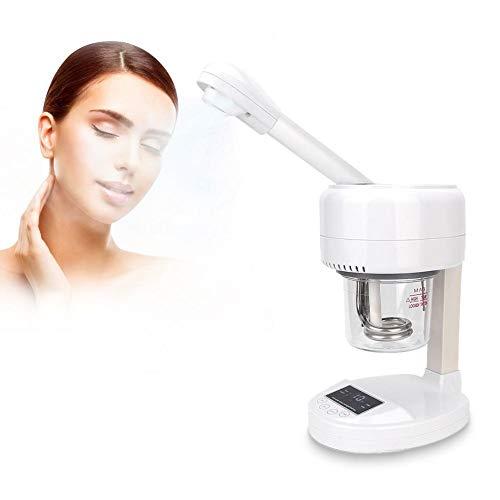 Vapor facial, SPA profesional Nano Hot Mist Vapor humectante facial, Máquina avanzada...