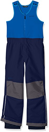 VAUDE Kinder Kids Fast Rabbit Pants II Hose, Cobalt, 104