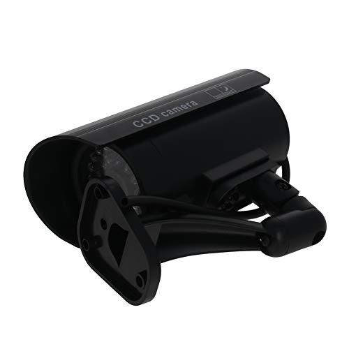 Review Of Othmro Fake Security CCTV Camera 2PCS Black,Simulation Hemisphere CCTV Dummy Hemisphere Do...