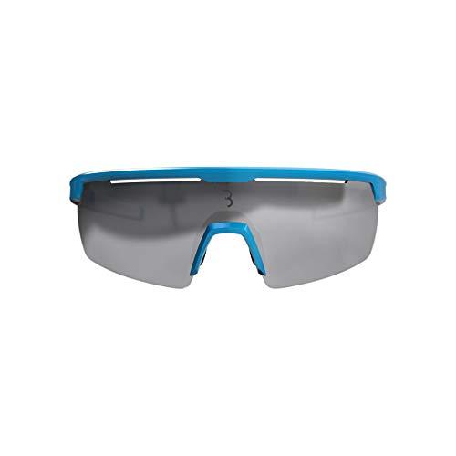 BBB Cycling, BSG-57, mountainbike sportbril met wisselglazen, glanzend blauw, 6,9 x 15,6 x 4,8