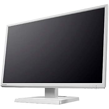 アイ・オー・データ機器 LCD-AH241EDW 「5年保証」広視野角ADSパネル採用 23.8型ワイド液晶ディスプレイ ホワイト
