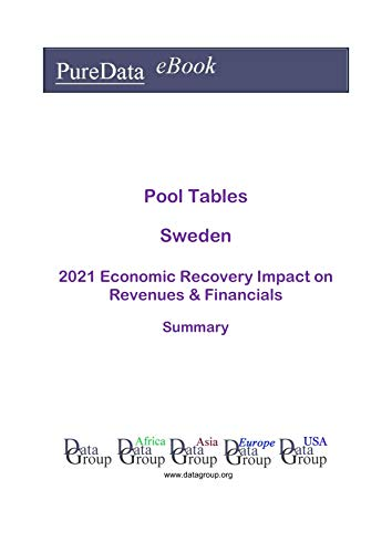 Pool Tables Sweden Summary: 2021 Economic Recovery Impact on Revenues & Financials (English Edition)