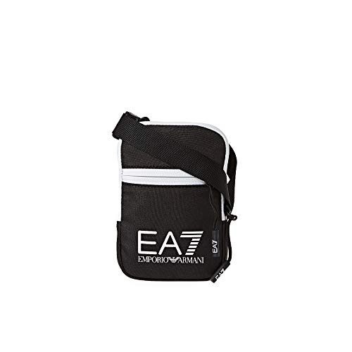 EA7 Herren Train Core Black Tragetasche Umhängetasche Schwarz ONE Size