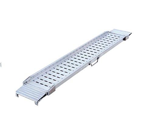 昭和ブリッジ (SHOWA BRIDGE) アルミラダーレール [ SGN-180-25-0.5T ] 【1本販売】 SGN-180-25-0.5T