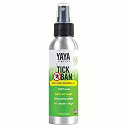 Yaya tick ban insect repellent