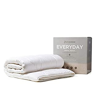 MiniJumbuk Everyday Quilt Everyday Quilt, Double (B07LD57SBJ) | Amazon price tracker / tracking, Amazon price history charts, Amazon price watches, Amazon price drop alerts