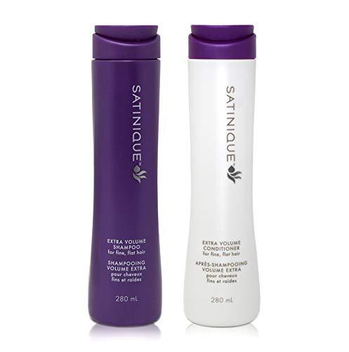 1 x Volumen-Shampoo SATINIQUE™ - 1 x 280 ml + 1 x Volumen-Pflegespülung SATINIQUE™ - 1 x 280 ml - Amway - (Art.-Nr.: 110657) + (Art.-Nr.: 110667)