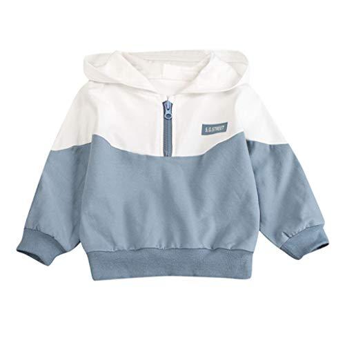 Vêtement Bébé PENNGE Bambin Bébé des Gamins Garçons Encapuchonné Arrêtez-Vous Sweat-Shirt T-Shirt Hauts vêtements