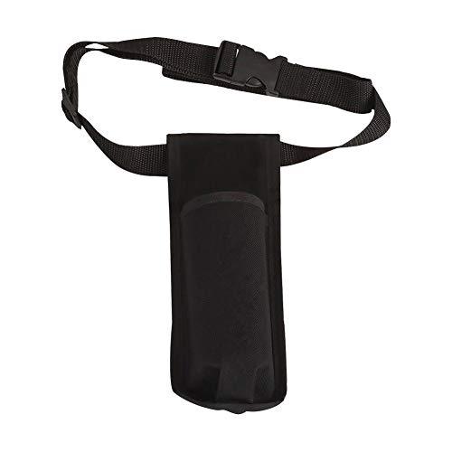 Xploit - Dispensador de aceite para masaje, loción, dispensador de cinturón, soporte de masaje, bolsa de regalo, color negro