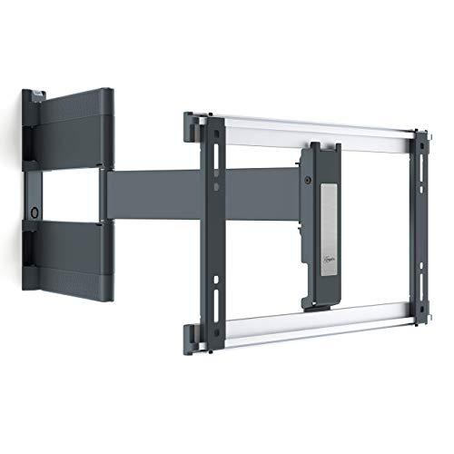 Vogel\'s THIN 546 schwenkbare OLED TV-Wandhalterung für 40-65 Zoll (102-165 cm) Fernseher, schwenkbar bis zu 180°, max 30 kg, max. VESA 400 x 400, ultradünne TV Halterung, TÜV-zertifiziert